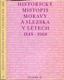 Historický místopis Moravy a Slezska, sv. II.