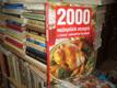 2000 nejlepších receptů z české i zahr. kuchyně