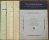 Schweizer graphische Mitteilungen - konvolut čtyř jednotlivých čísel