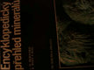 Encyklopedický přehled minerálů