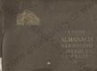 Almanach Národního divadla v Praze 1927