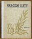 Národní listy. Jubilejní sborník 1861-1941
