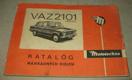 Vaz 2101 - Katalóg náhradných dielov