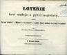 Loterie, hrst naděje a pytel nejistoty, nebo-li: Co jest loterie? - Máme-li v ni sázeti? - Jakého štěstí můžeme se z hry té nadíti? ... S velkými početními tabulemi.