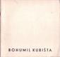 Kubišta - BOHUMIL KUBIŠTA. 1984. Katalog výstavy.