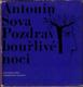 POZDRAV BOUŘLIVÉ NOCI.  1964. Klub přátel poezie.