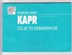 Co je to demokracie / studijní texty