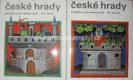 České hrady I.-II. díl  (2 svazky)