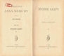 Sebrané spisy J.Nerudy III. Drobné klepy III