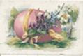 Velikonoční pozdrav - kuřátko