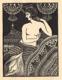 KLEOPATRA. 1928. F. KOBLIHA (úprava a dřevoryt na frontispice)