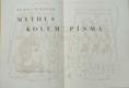 MYTHUS KOLEM PÍSMA 1946. Ilustrace A. LANDA, úprava J. SOLAR.