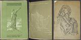 SMUTNÝ HLAS ZAPLAŠENÉHO HNĚVEM BOŽÍM PASTÝŘE. 1920. Aventinum, il. FRANTIŠEK BÍLEK. grafická úprava JOSEF MAREK, doslov Arne Novák.