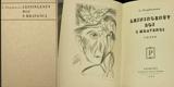 LEININGENŮV BOJ S MRAVENCI. 1944. Pour, 4. sv. sbírky Příběhy, mědirytina (sign) BOHDAN LACINA, ruční papír.