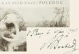 POLEDNE. 1943. Podpis M. Švabinského. Krásná užitková kniha sv. 23. REZERVACE