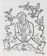 PALETY. 1948. 50 exemplářů, vyd. Chvála. FR. TICHÝ, L. JIŘINCOVÁ, EM. FILLA, JOS. LADA, J. ZRZAVÝ, J. TRNKA