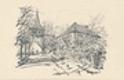Hronovské pohledy - Zvonice s farou Havlovického