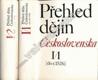 Přehled dějin Československa I. (1. a 2.)