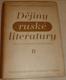 Dějiny ruské literatury II.