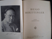 HUGO BOETTINGER - Jindřich Čadík