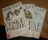 Tisíc let české poezie I.-III.(Stará česká poezie, Česká poezie XIX. století, Česká poezie XX. století)