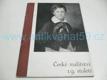 České malířství 19. století katalog výstavy