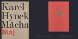 MÁJ. 1980. ILustrace K. SVOLINSKÝ, typografie OLDŘICH HLAVSA. /Mácha/