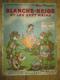 Blanche-Neige et les sept nains (Album de luxe avec illustrations en couloeurs de Walt Disney). Musique de Frank Churchill. Lyrics de Larry Morey