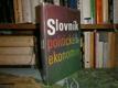 Slovník politické ekonomie