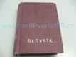 Anglicko-český a česko-anglický kapesní slovník (19
