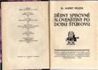 Dějiny spisovné slovenštiny po dobu Štúrovu