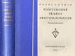 Podivuhodné příběhy Aristida Bonafide