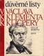Důvěrné listy Václava Klementa Klicpery