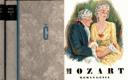 Mozart - román géniaI. + II. (2 svazky)