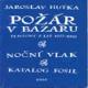 POŽÁR V BAZARU