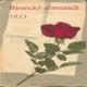 BÁSNICKÝ ALMANACH 1953