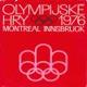 OLYMPIJSKÉ HRY 1976 - MONTREÁL-INSNSBRUCK