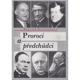 Proroci a předchůdci
