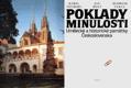 Poklady minulosti - Umělecké a historické památky Československa (bez přebalu - poškozená)