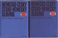 Německo-český a česko-německý slovník I.-II.