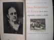 DON FRANCISCO de GOYA život mezi zápasníky s býky a králi