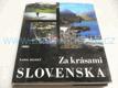 Za krásami Slovenska. Fotografická publikace (19