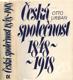 Česká společnost 1848 - 1918
