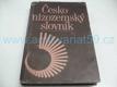 Česko-nizozemský slovník