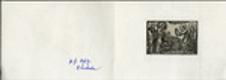 Dřevoryt, p.f. 1967 Dr. Svoboda