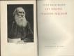 Lev Tolstoj. Tragedie sexuální.