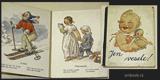 JEN VESELE. 1948 (?). Leporelo. Ilustrace M. FISCHEROVÁ-KVĚCHOVÁ.