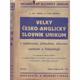 Velký česko anglický slovník UNIKUM