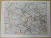 Bavorsko, mapový list 10 - reprodukce staré mapy