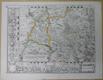 Bavorsko, mapový list 21 - reprodukce staré mapy